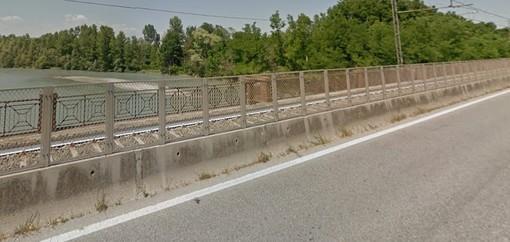 L'attuale ponte sulla Dora Baltea