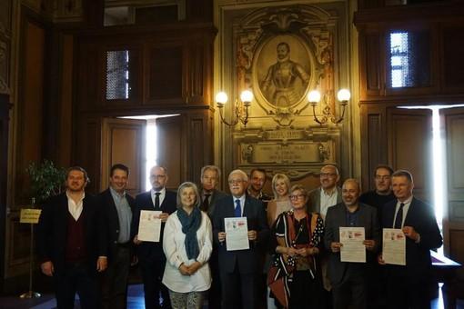 Asti pronta per Vinissage, primo Salone Internazionale del Vino Biologico