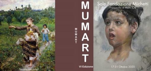 "Fabiana Macaluso espone al ""Mum Art"" dal 17 ottobre"