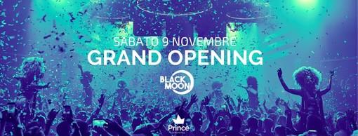 Sabato 9 novembre inaugura a Torino il Blackmoon