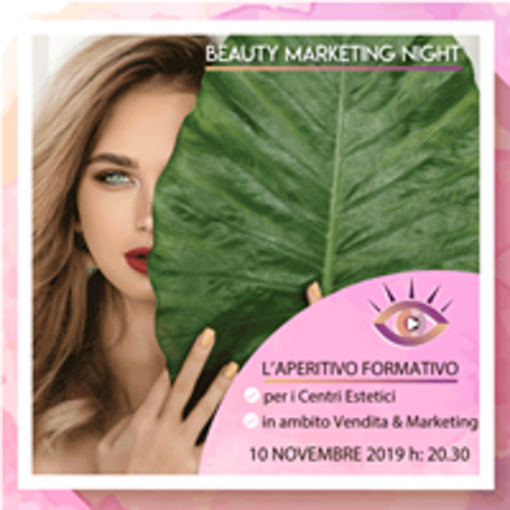 A Torino La Beauty Marketing Night si avvicina