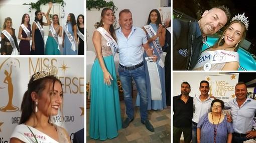 Miss Universe Piemonte: vince Desirée D'Alí di Bra