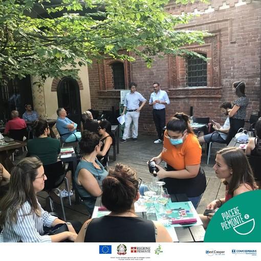 Un'estate all'insegna della cooperazione. Grande partecipazione alle degustazioni targate Piacere Piemonte
