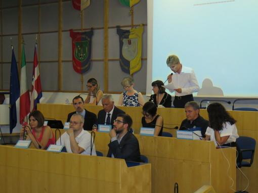 Borrini, 21 anni presidente del Consiglio comunale di Settimo