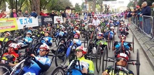 A Chivasso la quarta tappa del Giro Handbike