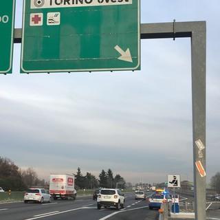 Da oggi pomeriggio attivi i due nuovi autovelox sulla tangenziale di Torino