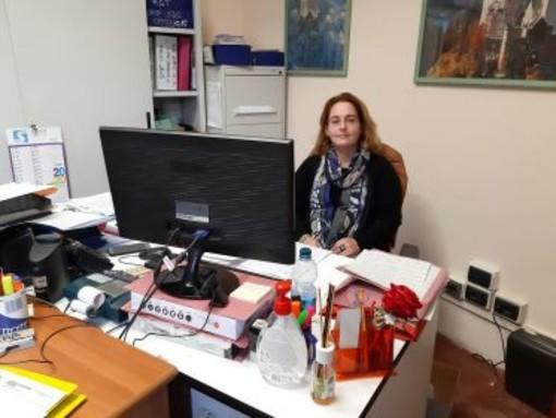 L'assessora ai Tributi Annalisa Bordignon