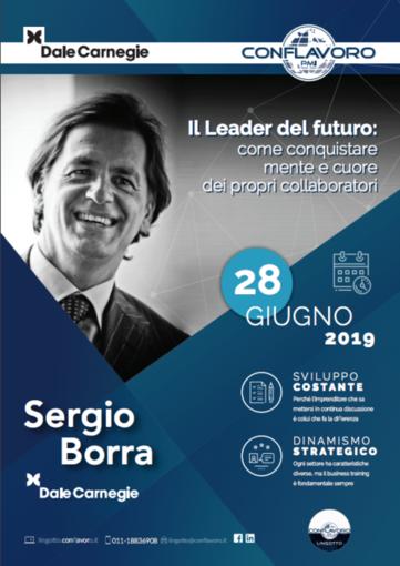 """Ancora qualche posto libero per il corso di alta formazione tenuto da Sergio Borra sul tema: """"Leader del futuro: conquistare mente e cuore dei collaboratori"""""""