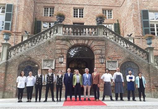 Bellezze in vetrina: il castello di Casalborgone diventa una delle cento dimore Rotary d'Italia