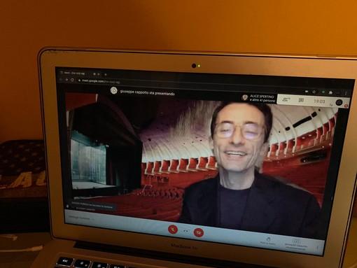 Trasmissione in streaming del Così fan tutte