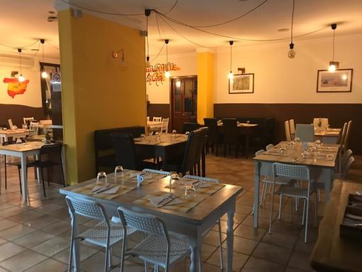 Il ristorante La Cata