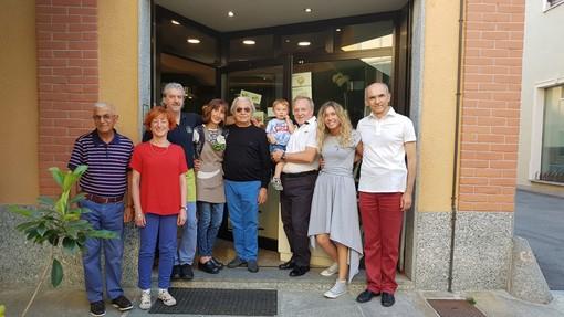 """Inaugurata la personale di Marco Chianale al """"Caffè Firenze"""""""