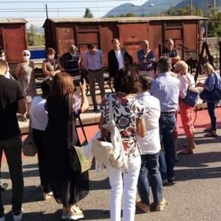 """Borgo San Dalmazzo: presentata la XXII edizione di """"Attraverso la memoria"""" (VIDEO)"""