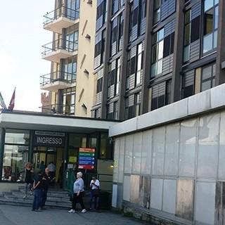 l'ospedale di Ivrea
