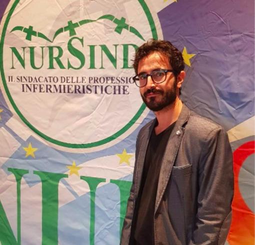 L'infermiere Giuseppe Summa