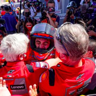 Pecco Bagnaia vince il MotoGp di Aragon