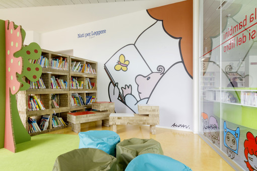 Da oggi riapre al pubblico la Sala bambini della Biblioteca