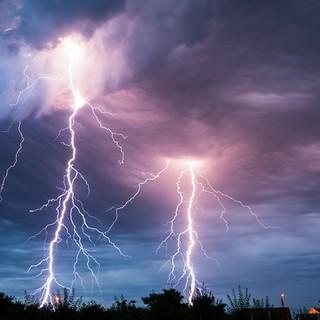 Allerta gialla per i temporali in Piemonte nelle prossime ore