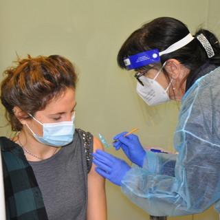 vaccinazione anti covid - foto di archivio