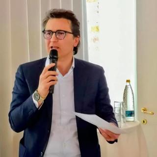 Il consigliere Alberto Avetta