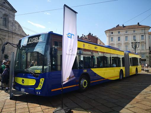 La flotta piemontese degli autobus si rinnova, stanziati 10 milioni per l'acquisto di nuovi mezzi