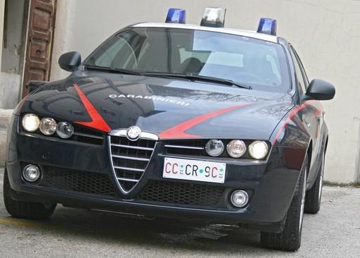 auto carabinieri - foto di repertorio