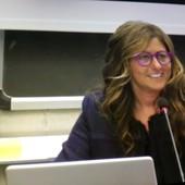 Luisa Marchelli, presidente dell'Agenzia per lo Sviluppo del Canavese