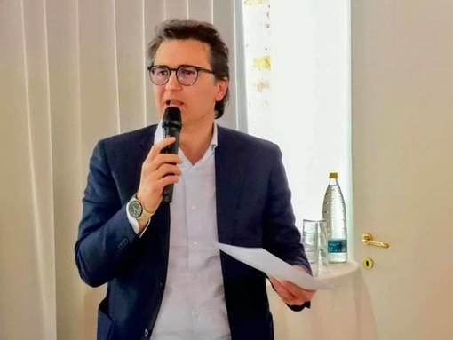 Il consigliere regionale Alberto Avetta