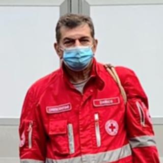 Lutto a Crescentino per la morte del volontario della Cri Enrico Belladonna