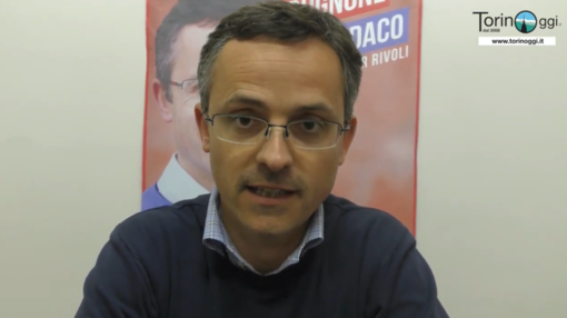 Rivoli, l'agenda elettorale di Emanuele Bugnone