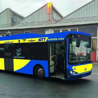 autobus della Gtt