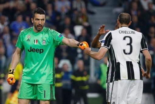 La Juve guarda oltre questa stagione, Buffon e Chiellini prolungano fino al giugno 2021