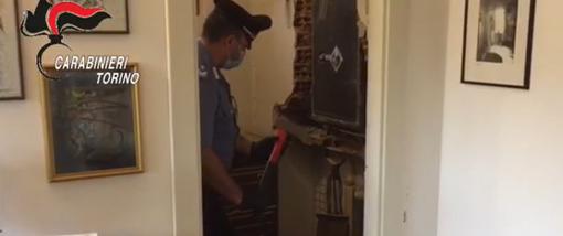 carabinieri fiorano canavese