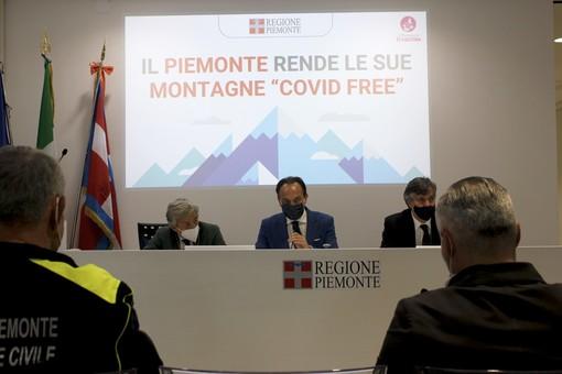 """Cirio: """"Pronto accordo di reciprocità con la Liguria per vaccinarsi anche in vacanza"""""""