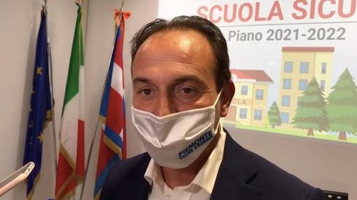 """Obbligo vaccinale, Cirio frena: """"Meglio convincere che costringere. Terza dose? Ascolteremo i medici"""" [VIDEO]"""