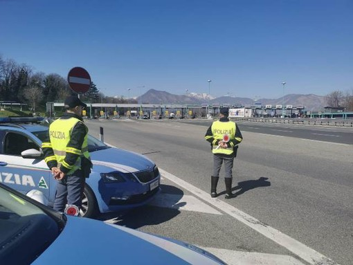 Ivrea, ubriaco al volante: denunciato dipendente pompe funebri