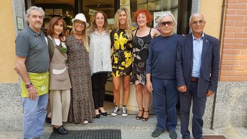 """Inaugurata la personale di Barbara Merola al """"Caffè Firenze"""""""