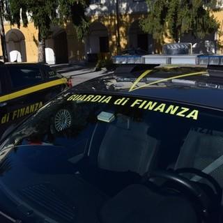 Auto della Guardia di Finanza