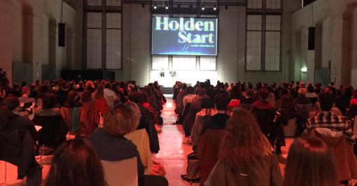 """Holden Start, il festival dà il via all'anno più pazzo della scuola: """"Adattiamoci al mondo con creatività"""" [VIDEO]"""