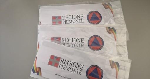 Dai Comuni del territorio richieste per 280mila mascherine: la prima tranche in consegna oggi