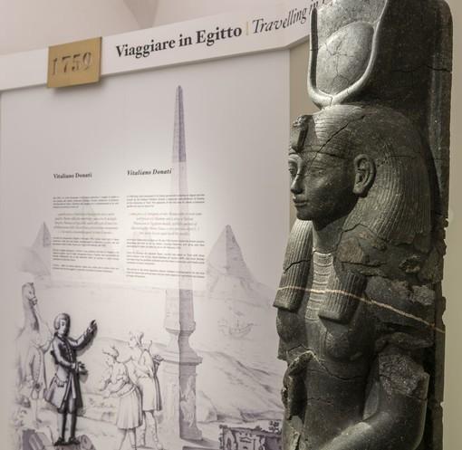 Il Museo Egizio apre al pubblico nuovi spazi dedicati al racconto della propria storia