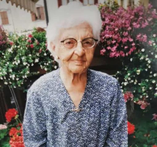 Il Canavese piange Nina Ravetti, la nonnina più longeva del Piemonte. Aveva 109 anni
