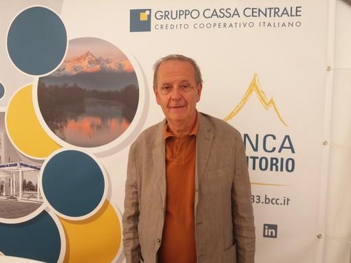 Beneficenza alla Fiera del Peperone di Carmagnola con la BCC di Casalgrasso e Sant'Albano Stura [VIDEO]