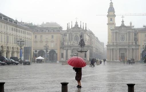 Passato il weekend arriva il maltempo su Torino e provincia: tornerà la pioggia dopo 20 giorni