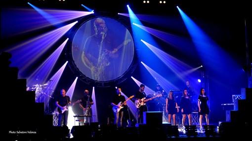 Tributo ai Pink Floyd per l'ultimo giorno della 70^ Fiera Nazionale del Peperone di Carmagnola