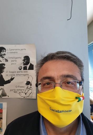 L'ormai ex sindaco Pasquale Mazza