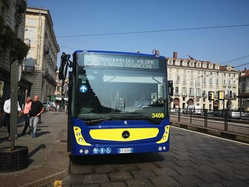 """Domani sciopero """"ridotto"""" di bus e tram a Torino e provincia e libera circolazione delle auto"""