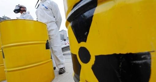 scorie nucleari