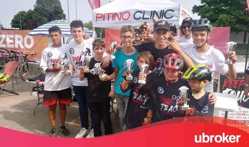 Pump Track Pianezza, successo per il torneo 'Speed Race'
