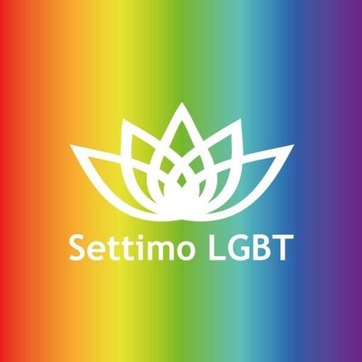 Il logo dello sportello Lgtb
